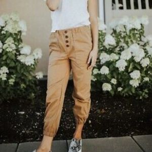 Free People Pull Over Joggers